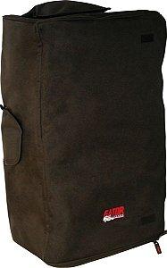 """Bag Capa Para Caixa Ativa 15"""" Gator GPA-SCVR450-515"""
