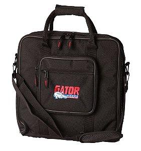 Bag Capa Para Mixer 21x18 Gator GMIX-B Com Alça Ajustável