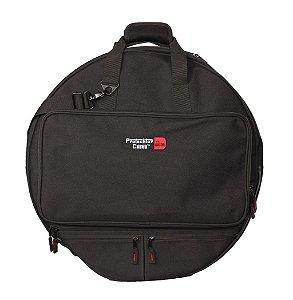 "Bag Capa Para Pratos de Bateria 24"" Gator GP-CYMBAK-24"
