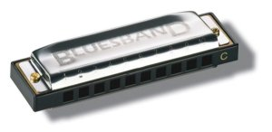 Gaita Harmonica Hohner Blues Band 559/20 - G (SOL)