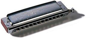 Gaita Harmonica Hohner Mellow Tone 7538/48 C