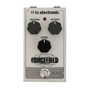 Pedal para Guitarra Forcefield Compressor - TC Electronic
