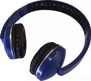 Fone de Ouvido Headphone Knup Bluetooth P2 Com Microfone KP420