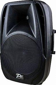 Caixa Ativa Amplificada PZ Audio PX15 200W RMS USB Bluetooth