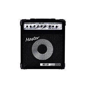 Cubo Amplificador para Baixo Master BX110 com 60W de Potência