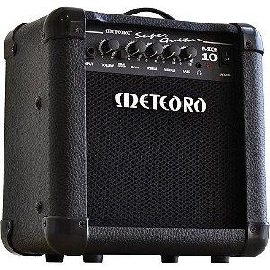 Amplificador Meteoro Para Guitarra MG10 Super Guitar 10W