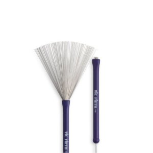 Vassourinha Heritage Brush Aco Retratil Hb Vic Firth