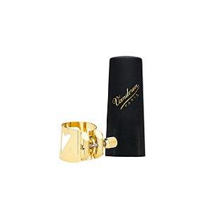 Bracadeira Optimum Dourada Sax Sopra Boquilha Lc06p Vandoren