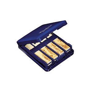 Porta Palhetas P/clarinete Sax Soprano P/8 Vrc810 Vandoren