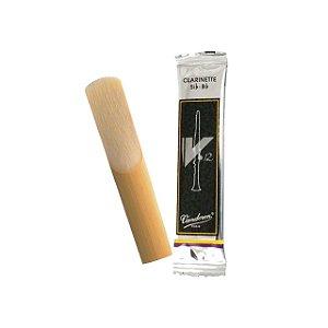 Palheta V.12 3,5 P/clarinete Eb Cx C/10 Cr6135 Vandoren