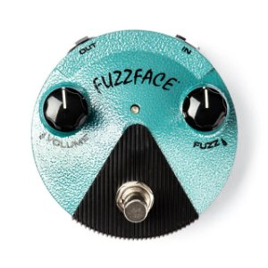 Pedal Jimi Hendrix Fuzz Face Mini Distortion Ffm3 Dunlop