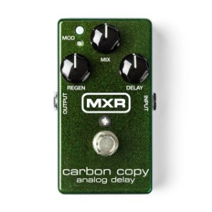 Pedal Mxr Carbon Copy Analog Delay M169 Dunlop