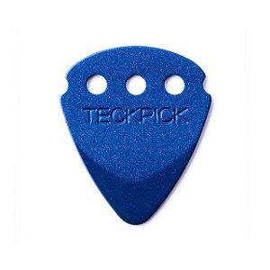 Palheta Teckpick Aluminio Azul Pct C/12 467r.blu Dunlop