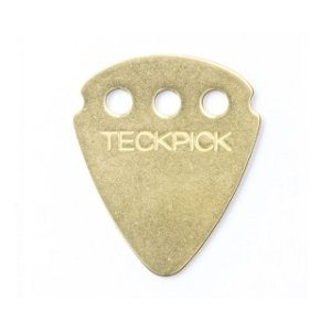 Palheta Teckpick Aluminio Latao Pct C/12 467r.brs Dunlop