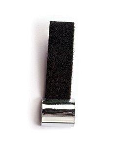 Slide Aco Ajustavel Cromado C/ Velcro 229 Si Dunlop