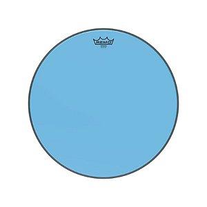 Pele 18 Pol Emperor Colortone Transp Azul Be-0318-ct-bu Remo