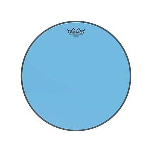 Pele 16 Pol Emperor Colortone Transp Azul Be-0316-ct-bu Remo