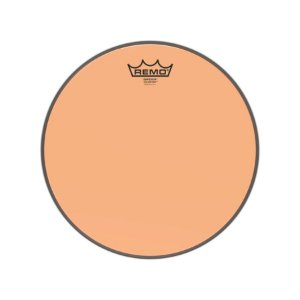 Pele 12 Pol Emperor Colortone Transparente Laranja Be-0312-ct-og Remo