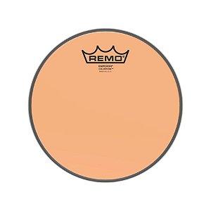 "Pele 8"" Emperor Colortone Transp Laranja Be-0308-ct-og Remo"