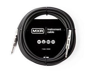 Cabo instrumentos 6m Standard Plug P10 Reto Dcis20 Dunlop