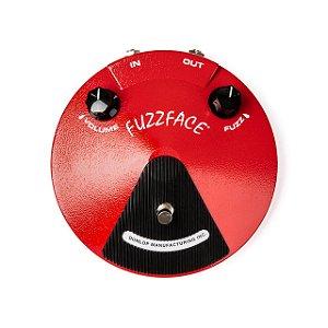 Pedal Fuzz Face Jdf2 Dunlop