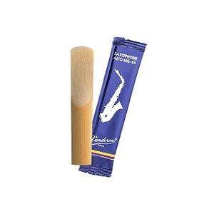 Palheta Tradicional 2,5 P/ Clarinete Alto Cx C/10 Cr1425 Vandoren