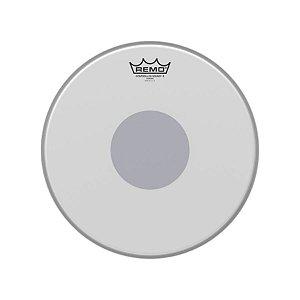 """Pele 13"""" Controlled Sound Porosa Circulo Preto Cx011310 Remo"""