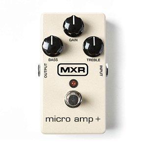 Pedal Mxr Micro Amp Plus M233 Dunlop