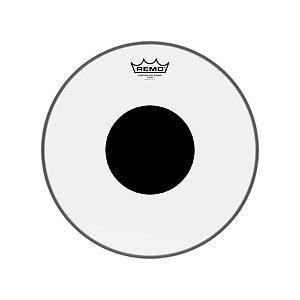 Pele 14 Pol Controlled Sound Com Circulo Preto Cs031410 Remo