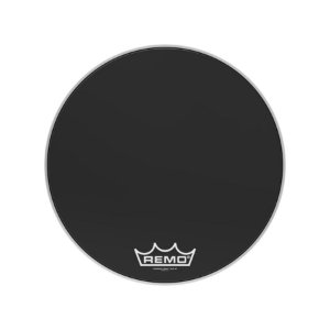 Pele P/ Bumbo Marcial 20 Pol  Powermax Ebony Pm-1420-mp Remo