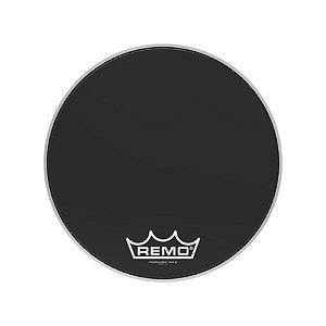 Pele P/ Bumbo Marcial 16 Pol  Powermax Ebony Pm-1416-mp Remo