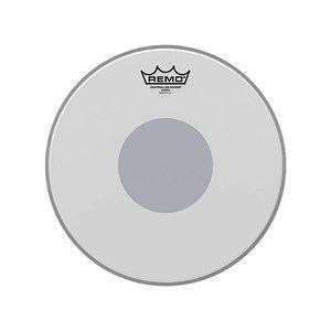 "Pele 12"" Controlled Sound Porosa Circulo Preto Cs011210 Remo"