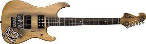Guitarra Washburn N2 Vintage Nuno Bettencourt Natural e Case
