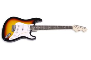 Guitarra Vogga Elétrica Stratocaster Sunburst VCG601N YS