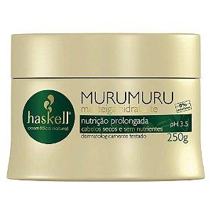 Haskell Mururmuru Manteiga Hidratante 250g