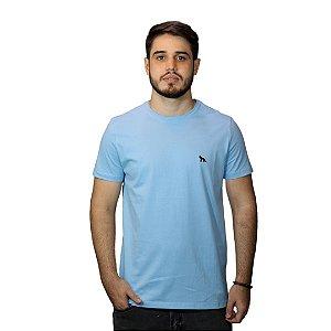 Camiseta Acostamento Básica Azul