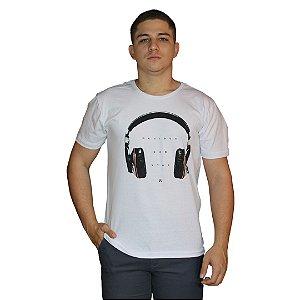 Camiseta JAB Musique Branco