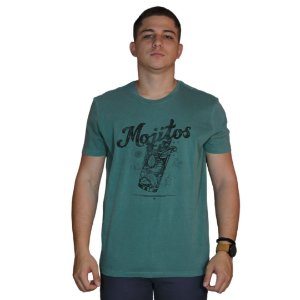 Camiseta JAB Mojitos Verde