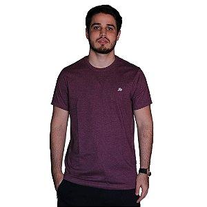 Camiseta AÉROPOSTALE Básica Vinho