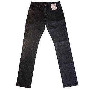 Calça Jeans ACOSTAMENTO Preto