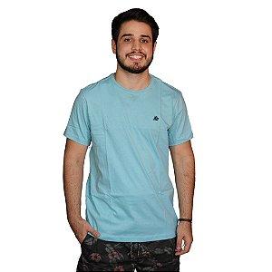 Camiseta AÉROPOSTALE Básica Mar Azul