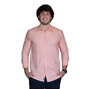 Camisa AÉROPOSTALE M/L Salmão