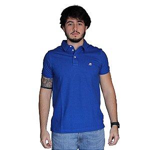 Camisa Polo AÉROPOSTALE Básica Azul Royal