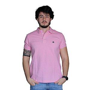 Camisa Polo AÉROPOSTALE Básica Rosa