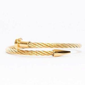 Pulseira OCCHIALI Corda Gold