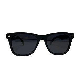 Óculos de Sol OCCHIALI Trancoso Preto Fosco
