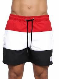 Swim Shorts LA MOUSTACHE Napolitano