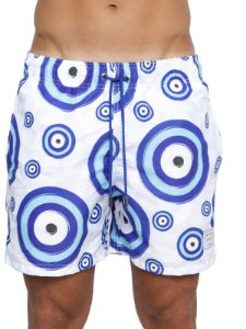 Swim Shorts LA MOUSTACHE Greek Eye