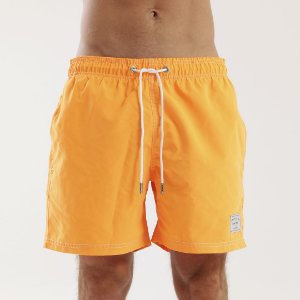 Swim Shorts LA MOUSTACHE Orange