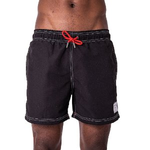 Swim Shorts LA MOUSTACHE Classic Black
